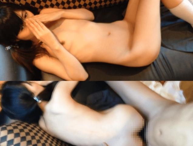 【動画】jcがイケナイことをされるロリコン歓喜の個人撮影映像