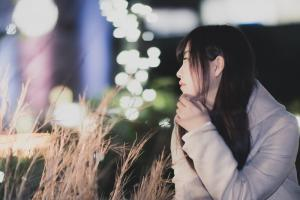 円光を選択する女子大生