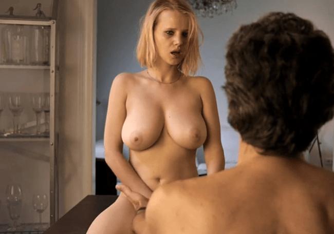 【海外】ポーランドの女優ヨアンナ・クーリクの濡れ場(映画)がAVよりエロく生々しい件